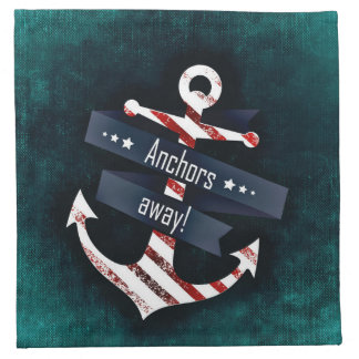 Anchors Away Napkin