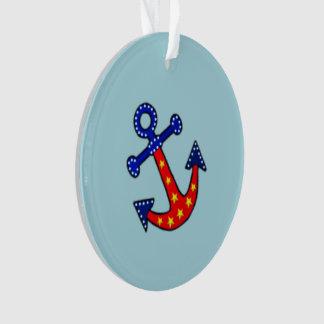 Anchors Away Ornament