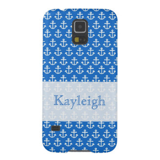 Anchors Away Personalized Case For Galaxy S5