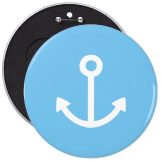 Anchors Away! Pinback Button