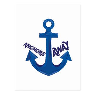 Anchors Away Post Card