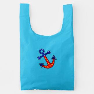 Anchors Away Reusable Bag