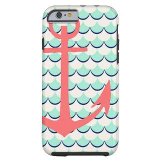 Anchors Away Tough iPhone 6 Case