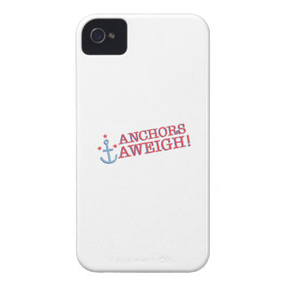 Anchors Aweigh! iPhone 4 Covers