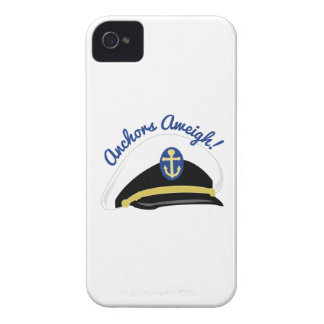 Anchors Aweigh iPhone 4 Covers