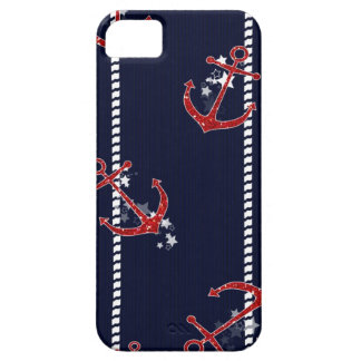 Anchors Aweigh! iPhone 5 Cases