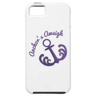 ANCHORS AWEIGH iPhone 5 COVER