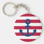 Anchors Aweigh Key Chain