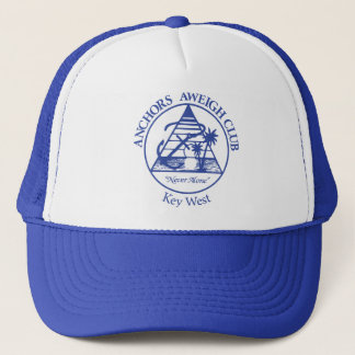 Anchors Aweigh Key West - Baseball Cap