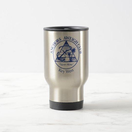 Anchors Aweigh Key West - Insulated Coffee Mug