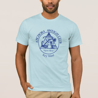 Anchors Aweigh Key West - T-Shirt