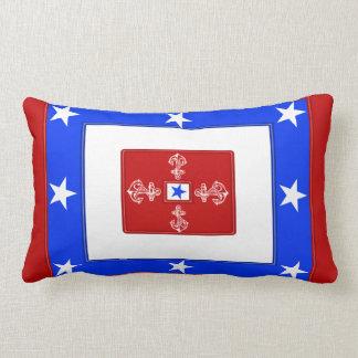 Anchors Aweigh Lumbar Pillow