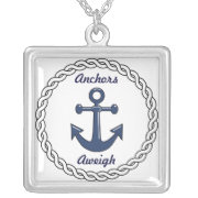 Anchors Aweigh Necklace necklace