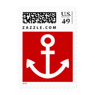 Anchors Aweigh Postage