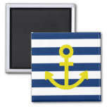 Anchors Aweigh Refrigerator Magnets