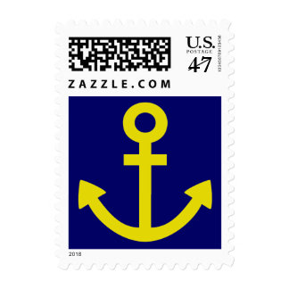 Anchors Aweigh Stamp