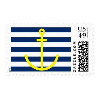 Anchors Aweigh Stamps