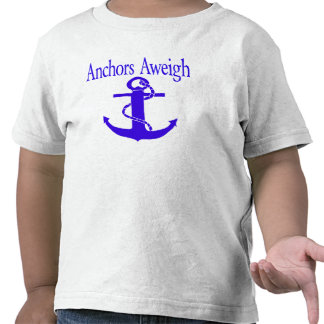 Anchors Aweigh Shirt