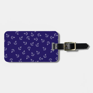 Anchors Gone Wild Bag Tag
