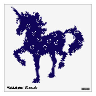 Anchors Gone Wild Wall Sticker