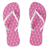 Anchors in Pink | Sandals