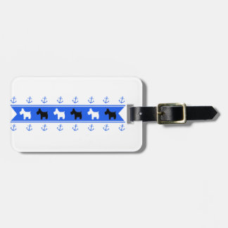 Anchors Luggage Tags