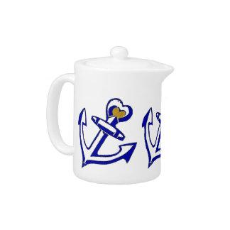 Anchors Teapot