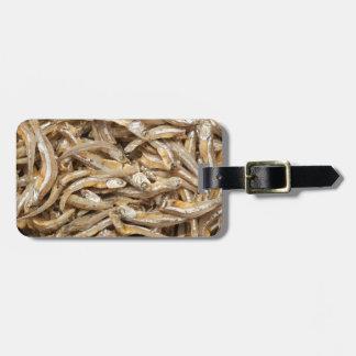 Anchovies Bag Tag