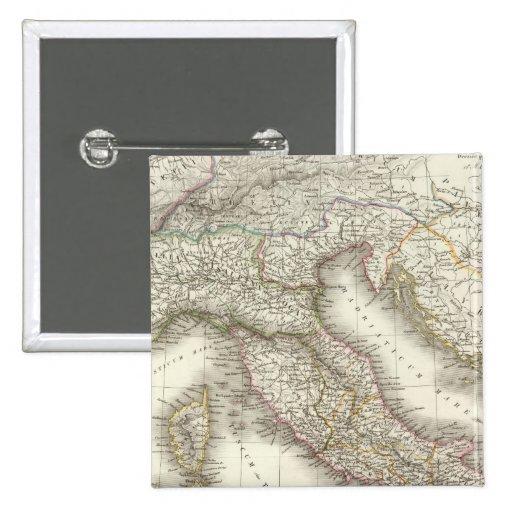 Ancienne de Italie - Italia antigua Pin
