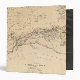 Ancient Africa or Libya I 3 Ring Binders