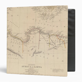 Ancient Africa or Libya II Vinyl Binders