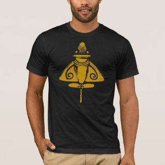 Ancient Alien Plane T-Shirt