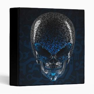 Ancient Alien Skull Binder