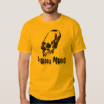 Ancient Aliens - Elongated Skull T-shirt