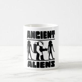 Ancient Aliens Classic White Coffee Mug