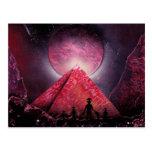 Ancient Aliens Postcard
