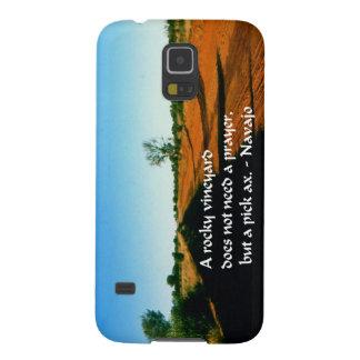 Ancient American Indian proverb Samsung Galaxy Nexus Case