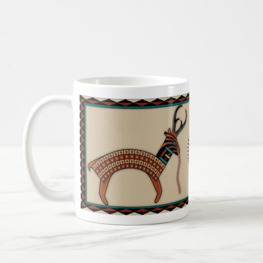 Ancient Antelope Coffee Mug