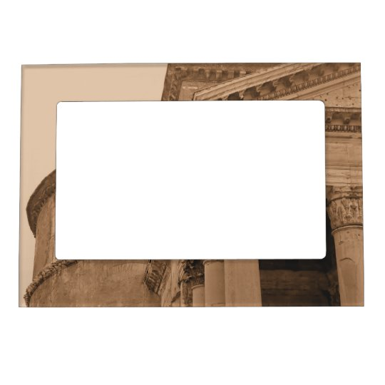 Ancient Architecture Rome Pantheon Photo Frame