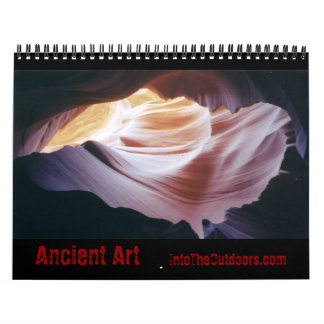 Ancient Art 2012 Calendar