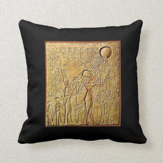 Ancient art neno style 4 throw pillows