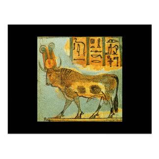 ancient art style 2 postcard