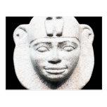 ancient art style 3 postcard