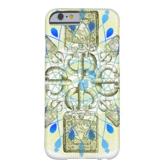 Ancient Artifact Rustic Distressed Barely There iPhone 6 Case