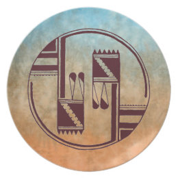 Ancient Arts Native American Plate