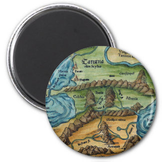 Ancient Asia Minor Magnet