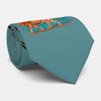 Ancient Assyrian Lion Tie