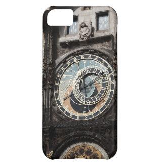 Ancient Astrology Timepiece Clock in Prague Czech iPhone 5C Cases