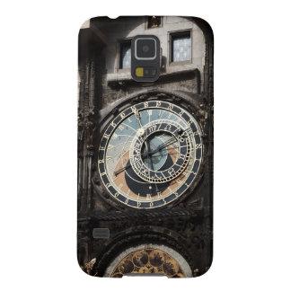 Ancient Astrology Timepiece Clock in Prague Czech Samsung Galaxy Nexus Cover