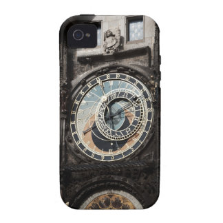 Ancient Astrology Timepiece Clock in Prague Czech Case-Mate iPhone 4 Cover